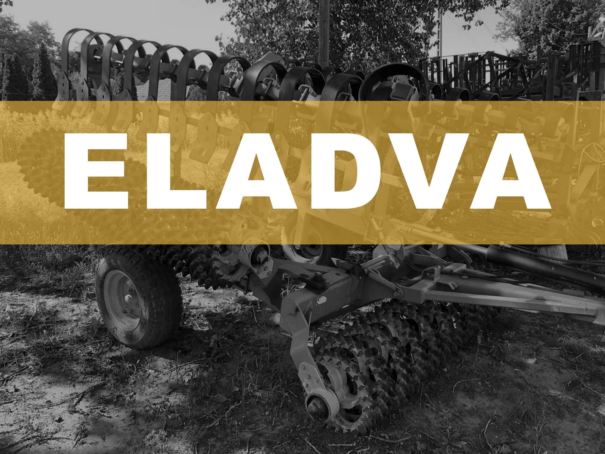 Vaderstad Rollex 620 Image